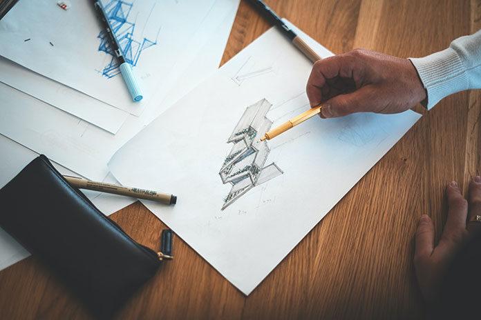 Wyraź siebie za pomocą sztuki rysowania